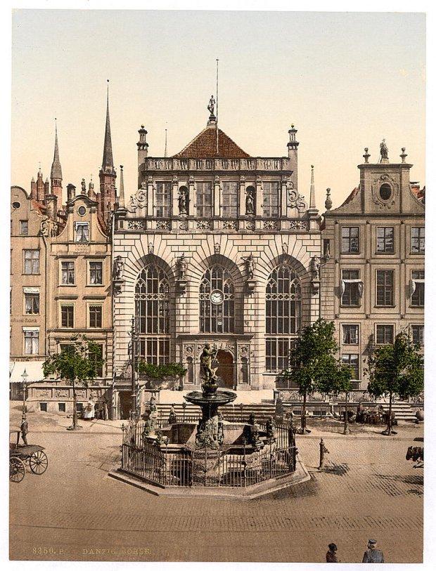 Zdjęcie numer 11 w galerii - Niemieckie miasta pod koniec XIX w. A wśród nich Gdańsk, Szczecin i Wrocław [ZDJĘCIA]