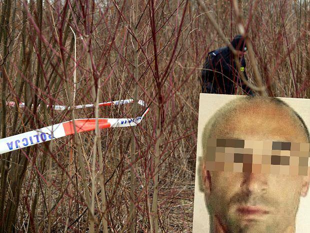 Oskarżony o zabójstwo 9-latki we Francji mógł zabić też 28-letnią Monikę T. Jej szczątki znaleziono na Białołęce