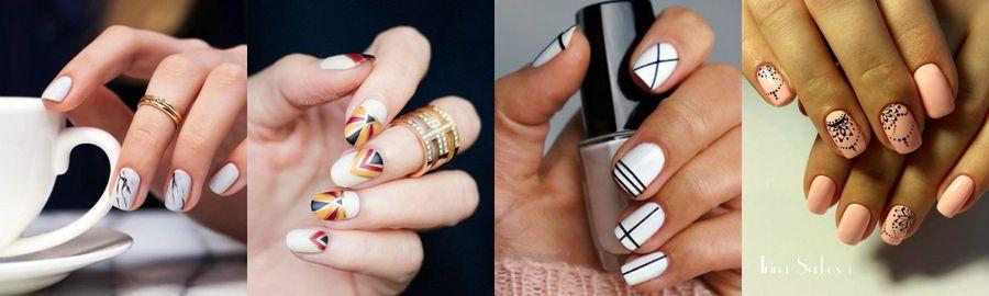 Inspiracje manicure