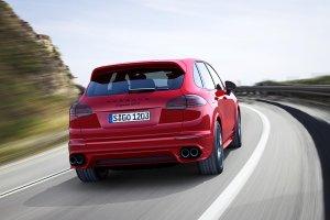 Porsche Cayenne GTS FL | Koniec V8