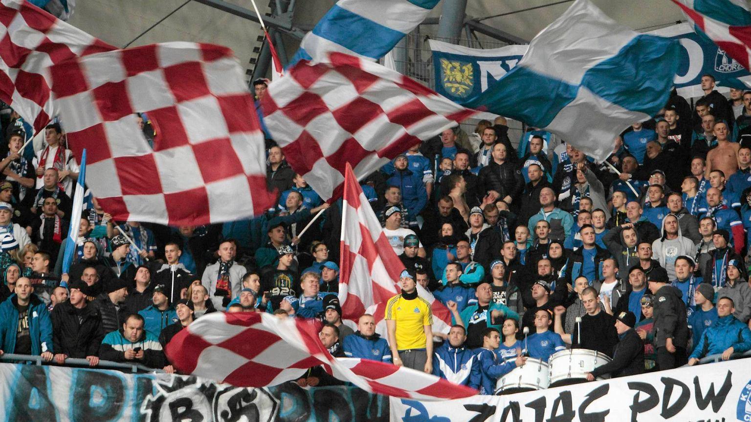 Ekstraklasa Od Kuchni Lech Poznań Kontra Ruch Chorzów