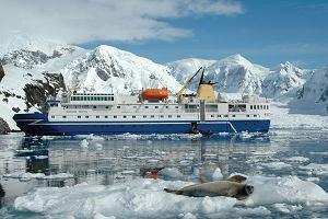 Antarktyda - podr�e na koniec �wiata