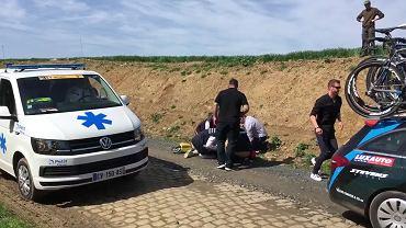 Michael Goolaerts zmarł w niedzielę w szpitalu. Jeździł dla Veranda's Willems-Crelan, drużyny drugiej ligi kolarskiej. - Nawet najbogatsze zespoły nie są w stanie wszystkiego wykryć. To samo może się zdarzyć w Sky - mówi prof. Artur Mamcarz