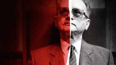 """Tw�rca """"Rewersu"""" kr�ci film o gen. Jaruzelskim. Chce pokaza�, """"jak z panicza przeobrazi� si� w dyktatora"""""""