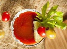 Krwawa Mary - drink bezalkoholowy - ugotuj