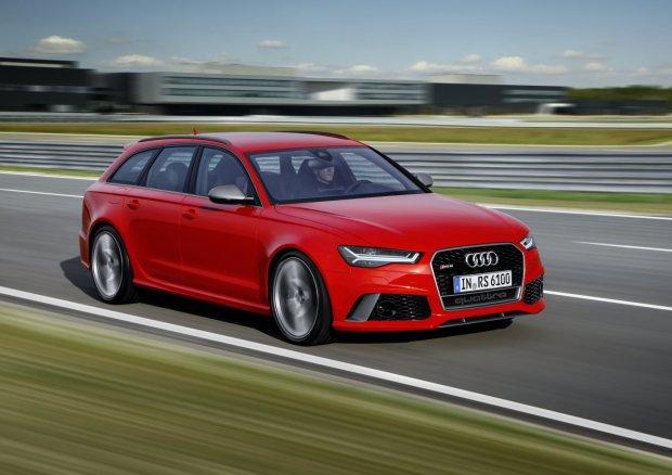 Audi RS 6 i RS 7 Performance | Wysokie osiągi i duża galeria