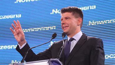 Ryszard Petru - szef klubu Nowoczesnej