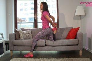Ćwiczenia w domu: trening całego ciała