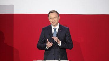 """Prezydent Duda: wybory 4 czerwca to jedno z """"najważniejszych wydarzeń w polskiej drodze do niepodległości"""""""