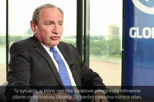 Friedman: Zachód i Rosja różnią się ws. Ukrainy, ale to nie nowa zimna wojna