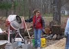 Kobieta wybudowała dom, a wiedzę budowlaną czerpała z YouTube