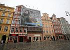 Reklamy w centrum Wroc�awia szpec� miasto