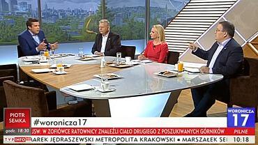 'Woronicza 17' w TVP Info (13.05.2018)