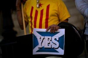 Kataloński parlament zagłosował za niepodległością Katalonii