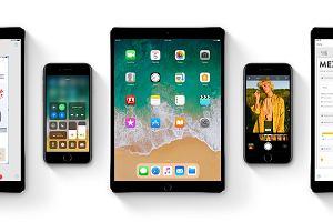 iOS 11 dziś do pobrania. Najbardziej zyskają właściciele iPadów Pro. Zmian jest wiele