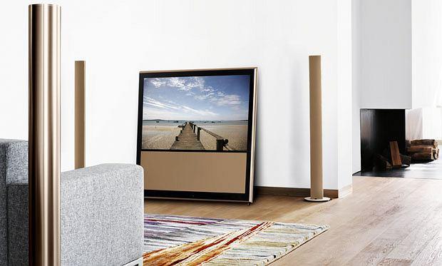 telewizory, wideo, Telewizory inne niż wszystkie, Bang & Olufsenbeovision 11