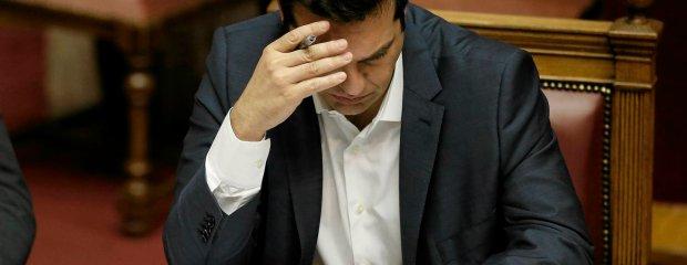 Tsipras zgadza si� na wszystko? B�d� bolesne reformy?