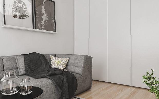 Zdjęcie numer 3 w galerii - Małe mieszkanie pomysłowo urządzone. 29 metrów i oryginalny aneks sypialny