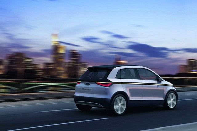 Audi A2 Concept (2011)
