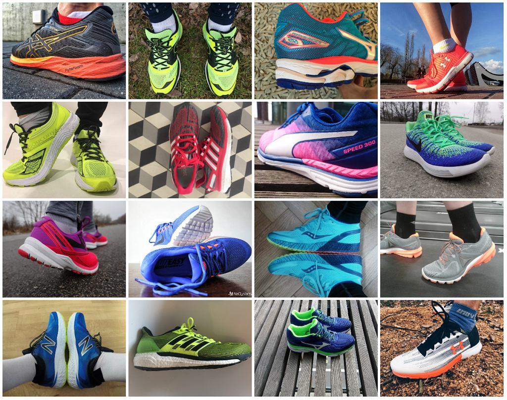 Nike, adidas, Brooks, Kalenji, Mizuno, Puma, New Balance, Sauocny, Under Armour... Wielki Wiosenny Test Butów Do Biegania Polska Biega 2017