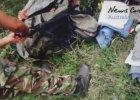 Nieznane nagranie z miejsca katastrofy MH17