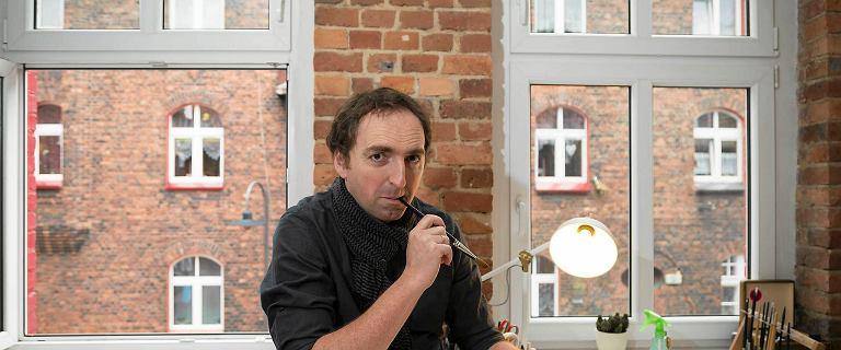 Grzegorz Chudy: W moim oknie na Nikiszu czuję się jak w bajce