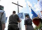 Uroczysto�ci w Gibach. 71. rocznica ob�awy augustowskiej
