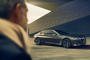Salon Pekin 2014 | BMW Vision Future Luxury