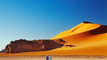 Tuaregowie, Sahara, Algieria