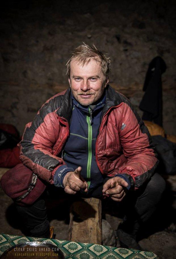 Zdjęcie numer 7 w galerii - Tomasz Mackiewicz: Wracam za rok na Nanga Parbat. Sam albo z kimś, komu mogę zaufać