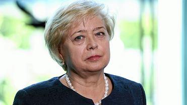 I prezes Sądu Najwyższego Małgorzata Gersdorf zaskarżyła w piątek nową ustawę o Trybunale Konstytucyjnym do TK
