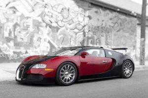 "Bugatti Veyron nr ""001"" na sprzeda�"