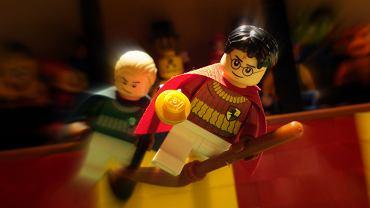 Harry Potter w wersji Lego (fot. Alex Eylar / http://bit.ly/1AmrW4w / CC BY / http://bit.ly/1hYHpKw)