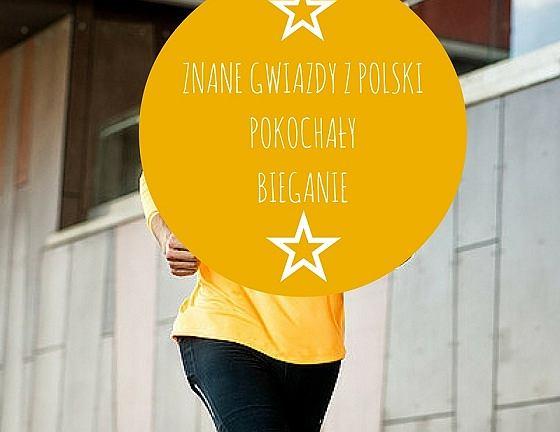 Polscy celebryci ich biegowa pasja