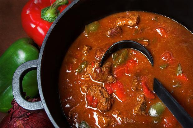 Zupa gulaszowa - danie na chłodniejsze dni
