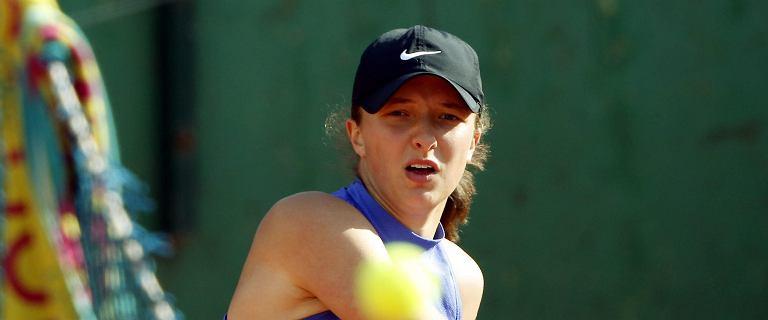 Tenis. Iga Świątek młodzieżową mistrzynią olimpijską