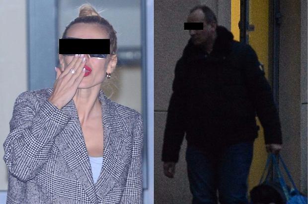 Prokuratura postawiła Dorocie R. zarzut wpływania groźbą na świadka. Podejrzana po godz. 16:00 opuściła budynek prokuratury po wpłaceniu 100 tys. zł kaucji. Wyszła z uśmiechem na twarzy.