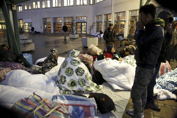 Szwecja chce odes�a� z kraju do 80 tys. uchod�c�w-imigrant�w, kt�rych wnioski o azyl zosta�y odrzucone
