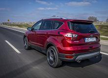 Ford Kuga 2.0 TDCi | Pierwsza jazda | Gruntowny lifting