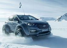 Hyundai Santa Fe | Wyprawa na biegun