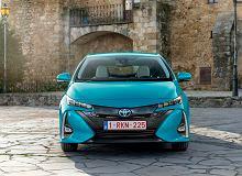 Toyota Prius Plug-in   Świetna sprzedaż w USA
