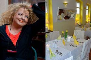Magda Gessler zrobiła wyjątek i wzięła się za rewolucję restauracji przy hotelu. Internauci: Bistro może zyskało, ale pokoje...