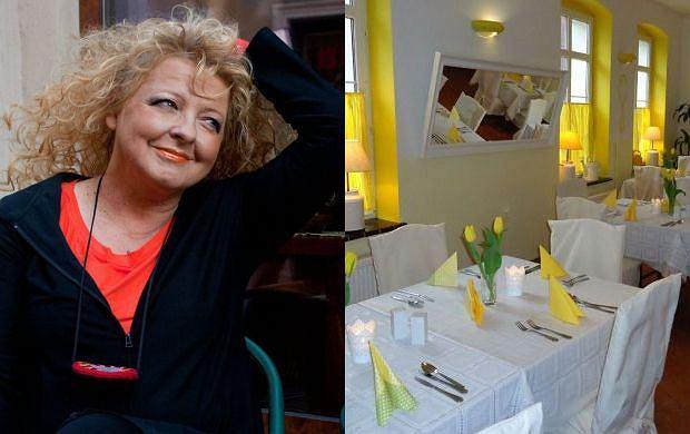 Magda Gessler zrobi�a wyj�tek i wzi�a si� za rewolucj� restauracji przy hotelu. Internauci: Bistro mo�e zyska�o, ale pokoje...