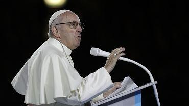 Papież Franciszek w Dublinie, 25 sierpnia 2018 r.