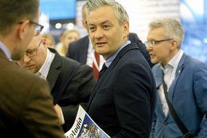 Katowice nie dały pieniędzy na imprezę, w której bierze udział Robert Biedroń
