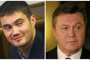 Co z synem Janukowycza? Jest dementi i jest potwierdzenie informacji o jego śmierci