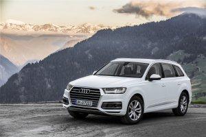 Audi Q7 ultra 3.0 TDI quattro | Z oszczędnym dieslem