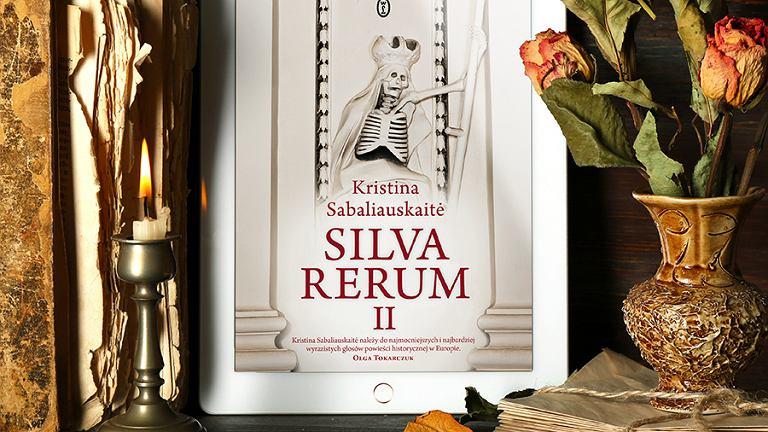 'Silva Rerum II', Kristina Sabaliauskaite