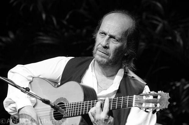 Popularny gitarzysta, Paco De Lucia, zmarł 28 lutego, w wieku 66 lat.