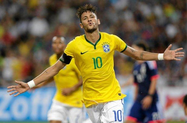 Pi�ka no�na. Ronaldo: W przysz�o�ci Neymar b�dzie najlepszym pi�karzem �wiata